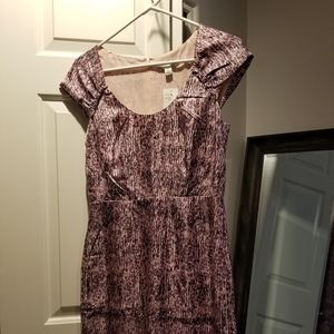 NEW Banana Republic 100% Silk Dress